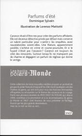 Verso de Les petits Polars -104- Parfums d'été