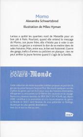 Verso de Les petits Polars -106- Momo