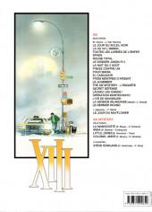 Verso de XIII -8b2012- Treize contre un
