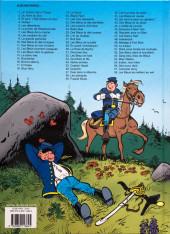Verso de Les tuniques Bleues -25b2014- Des bleus et des bosses