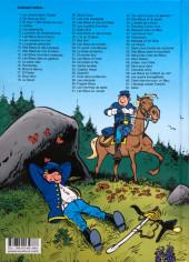 Verso de Les tuniques Bleues -47a2019- Les Nancy Hart