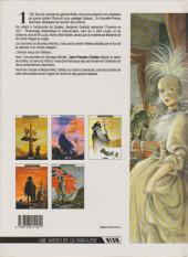 Verso de Les pionniers du Nouveau Monde -5a1990- Du sang dans la boue