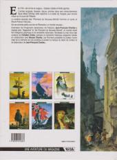 Verso de Les pionniers du Nouveau Monde -6a1991- La mort du loup