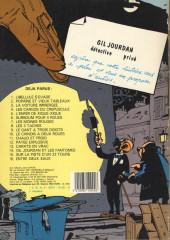 Verso de Gil Jourdan -13a1983- Crats en vrac