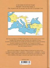 Verso de L'odyssée d'Hakim -3- De la Macédoine à la France