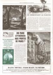 Verso de Le château des étoiles -16- Notre-Dame de Mars, suivi de Les Chimères de Vénus 4/5