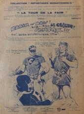 Verso de Fantax (1re série) -25- Coupeurs de Têtes