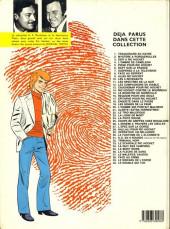 Verso de Ric Hochet -26b1982- L'ennemi à travers les siècles