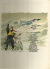 Verso de Tanguy et Laverdure -12a1972- Menace sur mururoa