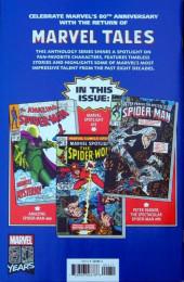 Verso de Marvel Tales Featuring (Marvel Comics - 2019) - Spider-Man #1