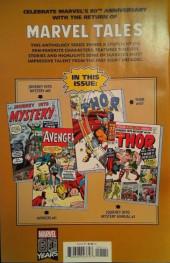 Verso de Marvel Tales Featuring (Marvel Comics - 2019) - Thor #1
