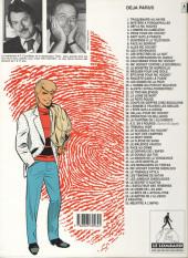 Verso de Ric Hochet -42b1993- La liste mortelle