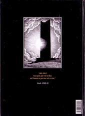 Verso de Cromwell Stone -3- Le Testament de Cromwell Stone