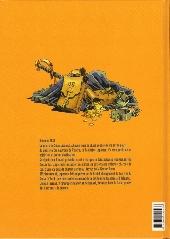 Verso de Gibier de potence -3- Six secrets