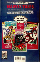 Verso de Marvel Tales Featuring (Marvel Comics - 2019) - Venom # 1