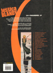 Verso de Jessica Blandy -23- La chambre 27