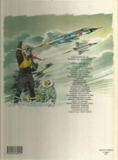 Verso de Tanguy et Laverdure -19a1983'- La mystérieuse escadre Delta