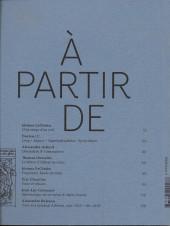 Verso de (DOC) Études et essais divers -1- À partir de