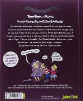 Verso de Tom-Tom et Nana (Le meilleur de) -5- Saperlipopette, voilàa Tante Roberte !