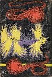 Verso de Étranges aventures (1re série - Arédit) -1- Le Prisonnier de la cellule n°7