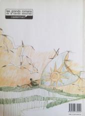 Verso de Corto Maltese -1b1985- La ballade de la mer salée