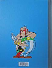 Verso de Astérix (Hachette collections - La collection officielle) -9- Astérix et les normands