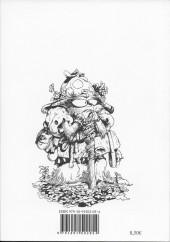 Verso de (AUT) Briat - October mysteries
