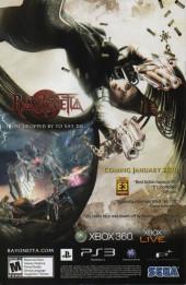 Verso de Blackest Night: JSA (2010) -1- Lost Souls