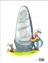 Verso de Astérix (en espagnol) -14c2019- Astérix en Hispania
