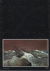 Verso de Les passagers du vent -4a1983- L'heure du serpent