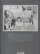 Verso de (AUT) Tsuge, Yoshiharu - Yoshiharu Tsugé : être sans exister