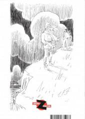Verso de Dessin libre - Dessin libre, biographie sur Jimmy Beaulieu