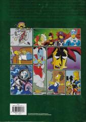 Verso de Les simpson - Super colossal -3- Volume 3