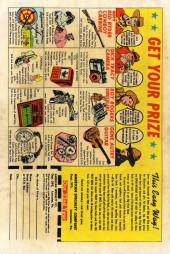 Verso de Marvel Tales Vol.1 (Marvel Comics - 1949) -98- The Curse of the Black Cat!