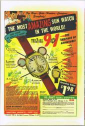 Verso de Marvel Tales Vol.1 (Marvel Comics - 1949) -99- The Secret of the Wax Museum!
