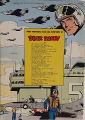 Verso de Buck Danny -4c1972- Tigres volants