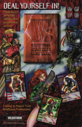 Verso de Wetworks (Image comics - 1994) -9- Wetworks #9
