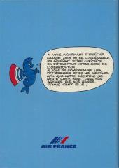 Verso de Le voyage de Monsieur Gulliver - Tome 1