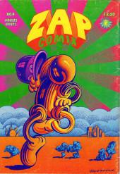 Verso de Zap Comix (1967) -4- Tome 4