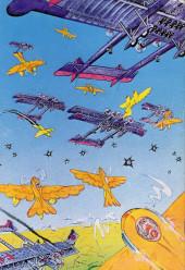 Verso de Zap Comix (1967) -9- Zap Comix - Tenth Anniversary Issue!