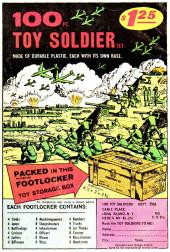 Verso de Marvel Tales Vol.2 (Marvel Comics - 1966) -1- Annual 1