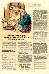 Verso de Marvel Tales Vol.2 (Marvel comics - 1966) -5- Issue # 5