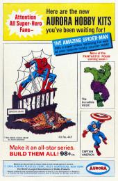 Verso de Marvel Tales Vol.2 (Marvel comics - 1966) -6- Issue # 6