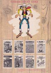 Verso de Lucky Luke -13b1980- Le juge
