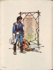 Verso de Blueberry -8b1978- L'homme au poing d'acier