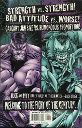 Verso de Hulk / Pitt