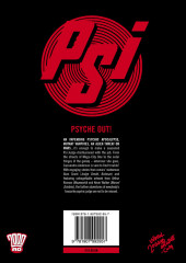 Verso de Judge Anderson: The Psi Files (2000AD - 2010) -INT02- Volume 02