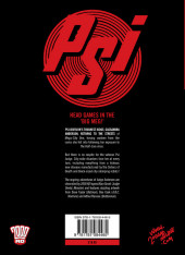 Verso de Judge Anderson: The Psi Files (2000AD - 2010) -INT05- Volume 05