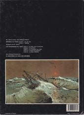 Verso de Les passagers du vent -1c1985- La fille sous la dunette