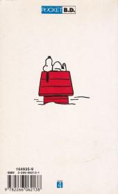 Verso de Peanuts -6- (Snoopy - Dargaud) -13Poch- Elémentaire mon cher Snoopy